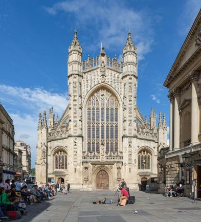Bath_Abbey_Exterior,_Somerset,_UK_-_Diliff