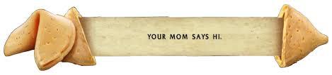 mom sayshi